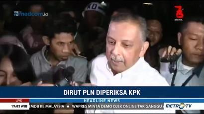 KPK Dalami Keterlibatan Sofyan Basir dalam Kasus PLTU Riau