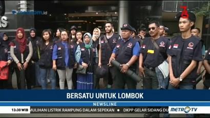 Badan Rescue NasDem Kirimkan Relawan ke Lombok