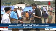 Warga Lombok Barat Kurang Bantuan Logistik