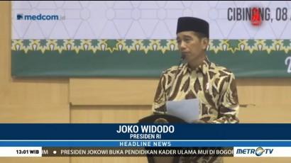 Jokowi Bantah Sejumlah Fitnah Terhadapnya