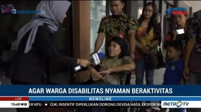 Kecamatan Semarang Barat Sediakan Fasilitas Khusus Difabel