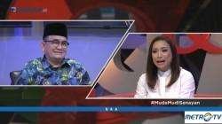 Keponakan Menolak Prabowo Jadi Cawapres Jokowi