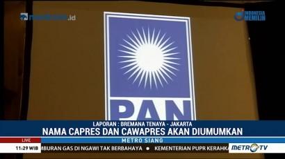 PAN Tentukan Capres-Cawapres Saat Rakernas