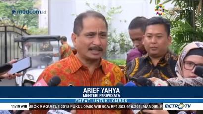Kemenpar akan Pulihkan Wisata Lombok