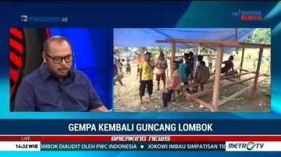 Relawan Butuh Informasi Titik-Titik Pengungsian
