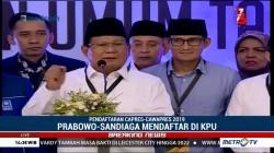 Prabowo: Kami Ingin Berkuasa dengan Izin Rakyat