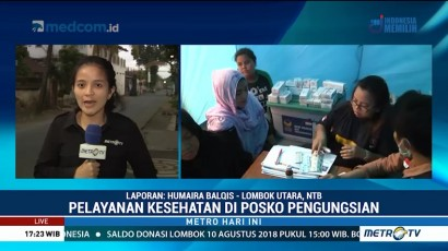 Badan Rescue NasDem Beri Pelayanan Kesehatan ke Desa Tanjung