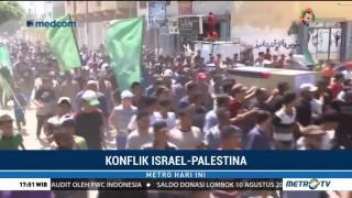 Serangan Israel Tewaskan Ibu Hamil dan Anak-anak