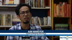 Aan Mansyur: Buku Menyelamatkan Masa Kecil Saya