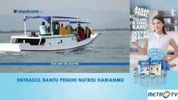 <i>Floating School</i> Perjuangkan Pendidikan Anak Pulau