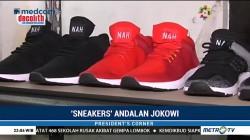 Sneakers Andalan Jokowi