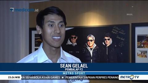 Sean Gelael akan Tampil di Sprint Rally 2018