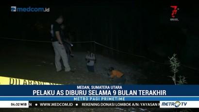 Polisi Tembak Mati Begal Sadis Bersenjata Tajam di Medan