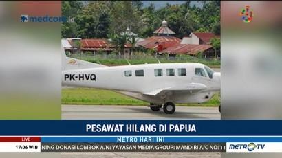 Pesawat yang Hilang Kontak di Papua Angkut 9 Orang