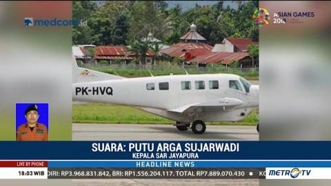 Pencarian Pesawat Perintis yang Hilang di Papua Dilanjutkan Besok