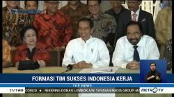 Partai Koalisi Jokowi-Ma'ruf Susun Timses
