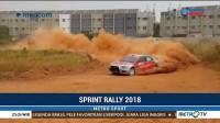 Sean Gelael Ramaikan Sprint Rally 2018