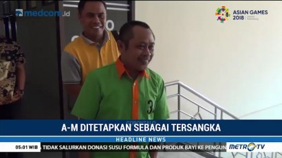 Seorang Anggota DPRD Gorontalo Tertangkap Gunakan Sabu