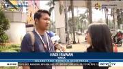 Warga Diuji Pengetahuan soal Asian Games, Hasilnya?