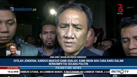 Pengakuan Andi Arief Soal Mahar Sandiaga