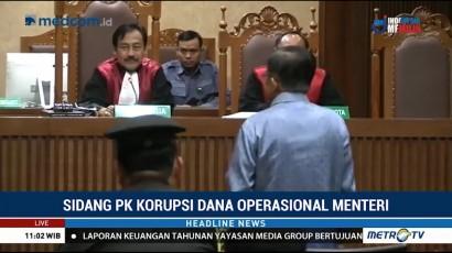 JK Bersaksi di Sidang PK Jero Wacik