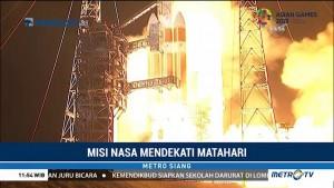 Misi NASA Mendekati Matahari
