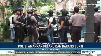 Satu Terduga Teroris Ditangkap di Palangkaraya