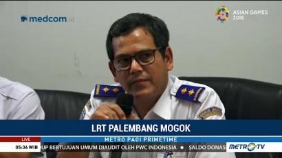 LRT Palembang Mogok, Kemenhub Minta Maaf
