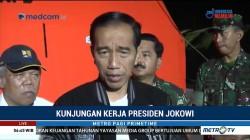 Jokowi Minta Rumah Tahan Gempa Dibangun di Lombok
