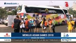 Atlet Asian Games dari 45 Negara Tiba di Jakarta