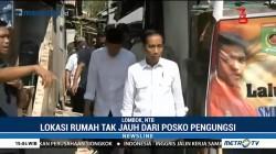 Presiden Jokowi Bersama TGB Kunjungi Rumah Zohri