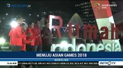 KOI Bangun Rumah Indonesia untuk Asian Games