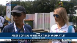 Ribuan Atlet Telah Tiba di Wisma Kemayoran