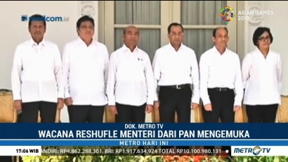 Istana Mengisyaratkan <i>Reshuffle</i> Kabinet Jilid IV