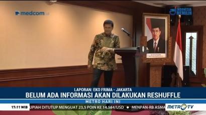 Menteri PAN-RB Serahkan Surat Pengunduran Diri