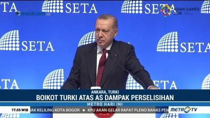 Turki Boikot Produk Elektronik AS