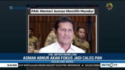 Mundur dari Kabinet Kerja, Asman Abnur akan Fokus <i>Nyaleg</i>