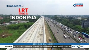 LRT Made in Indonesia