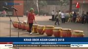 Pentas Seni akan Meriahkan Kirab Obor Asian Games di TMII