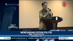Menegakkan Fatsun Politik