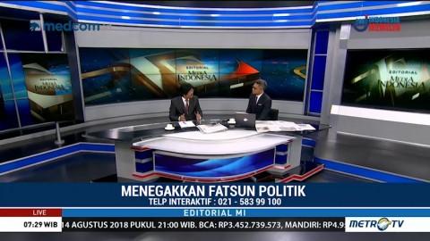 Bedah Editorial MI: Menegakkan Fatsun Politik