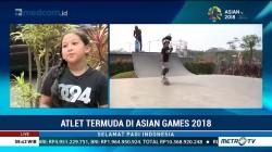 Kenalan dengan Aliqqa Novvery, Atlet Termuda Asian Games 2018 (1)