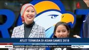 Kenalan dengan Aliqqa Novvery, Atlet Termuda Asian Games 2018 (2)