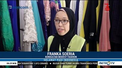 Franka Soeria Harumkan Bangsa Lewat Fesyen