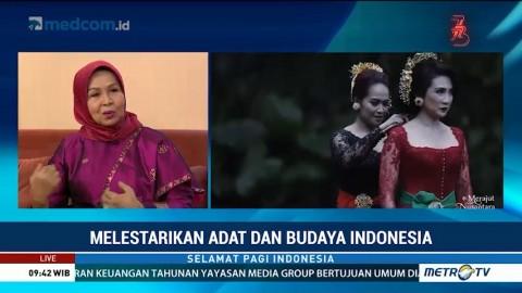 Melestarikan Adat dan Budaya Indonesia (2)