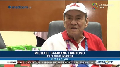 Bambang Hartono Bertekad Raih Emas di Asian Games 2018
