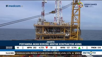 Pertamina akan Borong Minyak Kontraktor Asing