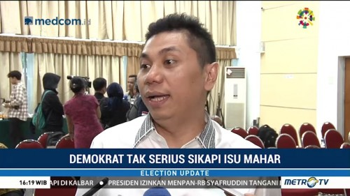 Demokrat akan Pasang Badan untuk Andi Arief
