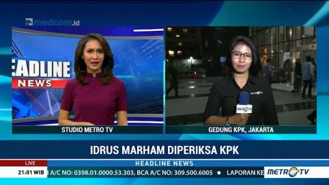Idrus Marham Masih Diperiksa KPK