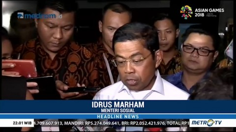 Usai Diperiksa KPK, Idrus Marham Tak Mau Jawab soal Proyek PLTU